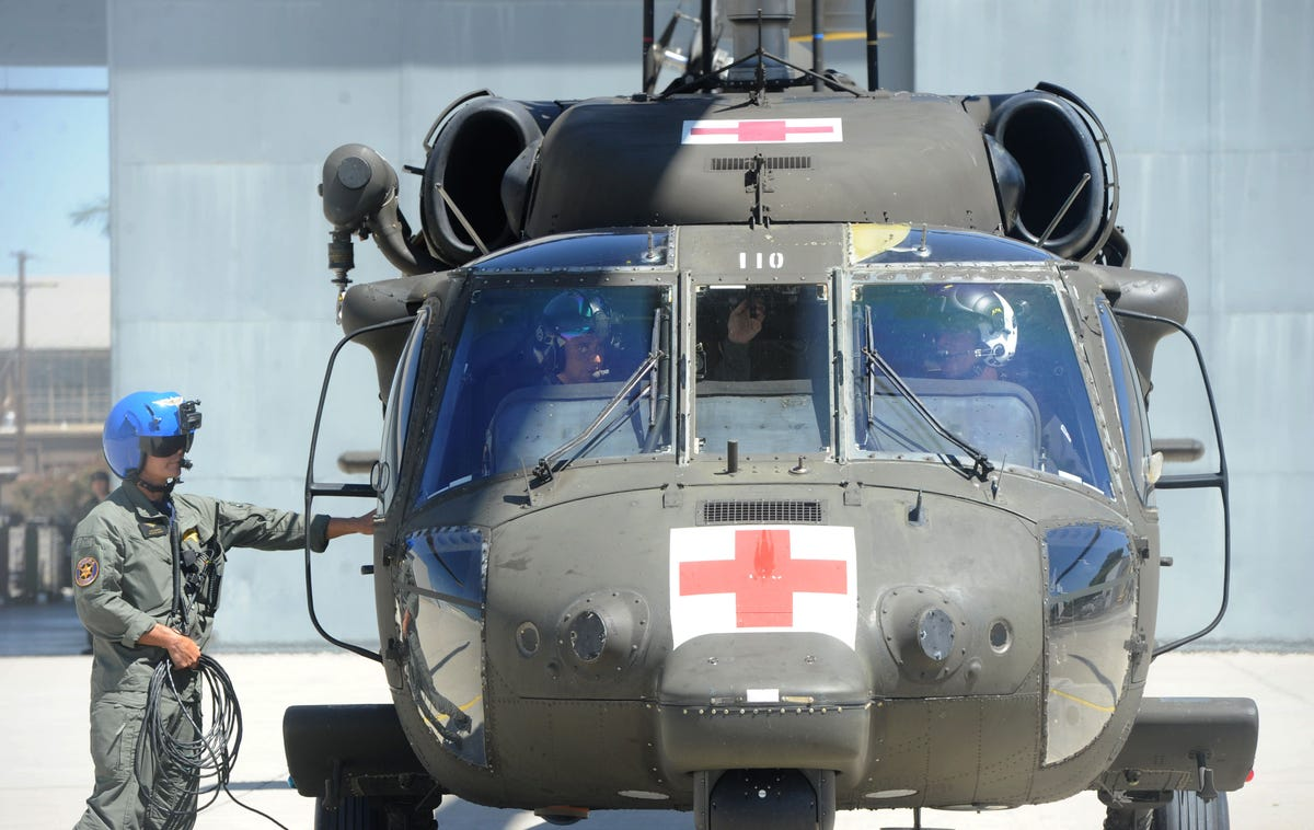 New helicopter lifts capabilities for Ventura County air Unit
