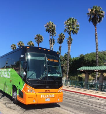 FlixBus launches new bus service from Ventura County