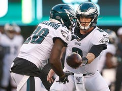 No hard feelings, but new Redskin Wendell Smallwood wants to 'whoop up' on Eagles