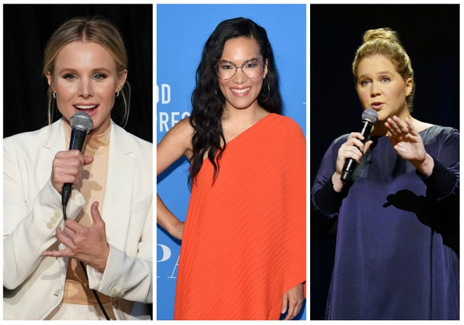 Famous moms like Kristen Bell, Ali Wong and Amy Schumer are getting real about motherhood and it's hilarious.