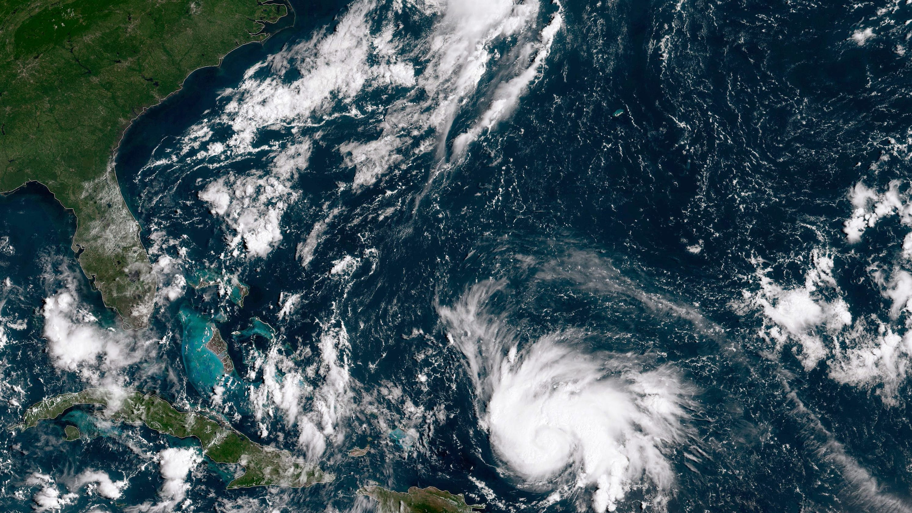 Westlake Legal Group 2a47527b-dca1-4ee3-9492-15f02910dfb0-GTY_1164617573 When will Hurricane Dorian hit Florida? What we know about the dangerous storm