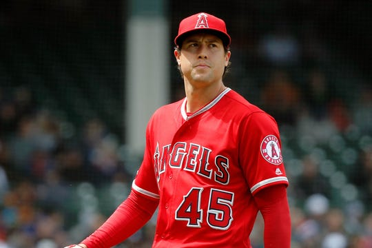 Tyler Skaggs died on July 1.