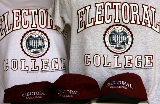 The Electoral College isn't set in stone. Texas, Wisconsin could be next to switch sides.