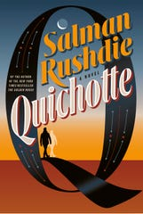 """Quichotte,"" by Salman Rushdie."
