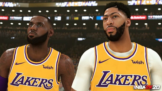 While there are other basketball simulation games, NBA's 2K basketball franchise is the best of the best.