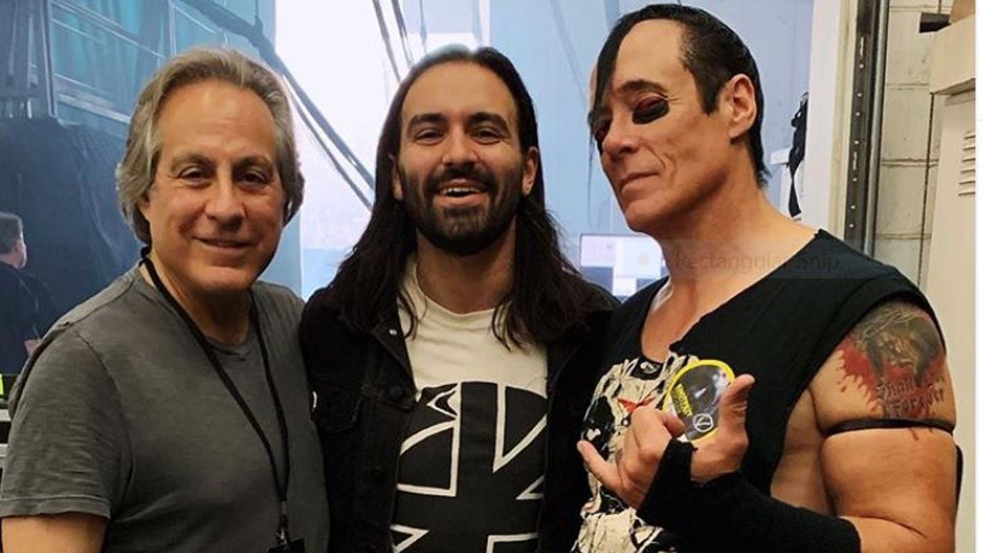 Max Weinberg joins members of My Chemical Romance, Hatebreed on classic Misfits cover