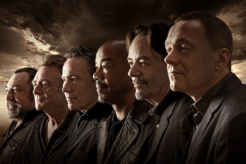 UB40 perform Sept. 6 at the Suquamish Clearwater Casino Resort.