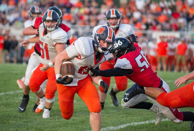 Galion continues to sit atop the Crawford County Power Rankings.