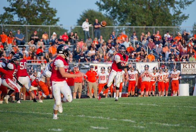 Bucyrus can pickup its second big win of the season at home.