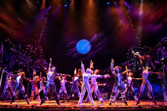 "Since its debut in 1982, Broadway smash ""Cats"" has been seen by more than 73 million people worldwide."