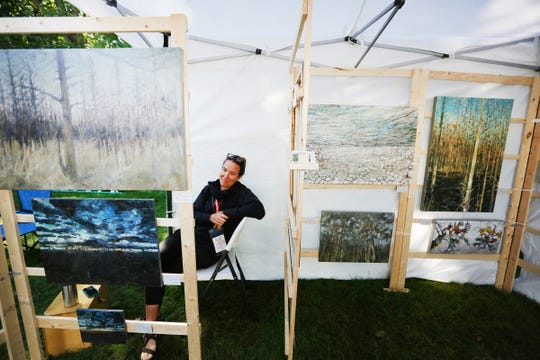 More than 250 artists from all over the U.S. are headed to Rochester for the Art & Apples Festival.