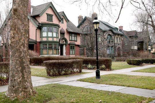 Indian Village on Detroit's east side has been on the U.S. National Register of Historic Places since 1972.