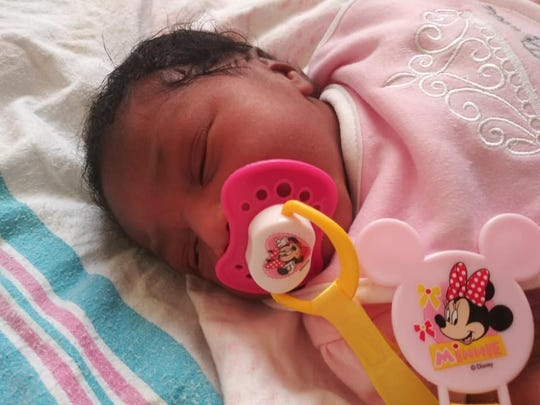 Funeral services have been planned for Lauren Williams, who drowned Aug. 26, 2019 at 18 days old.