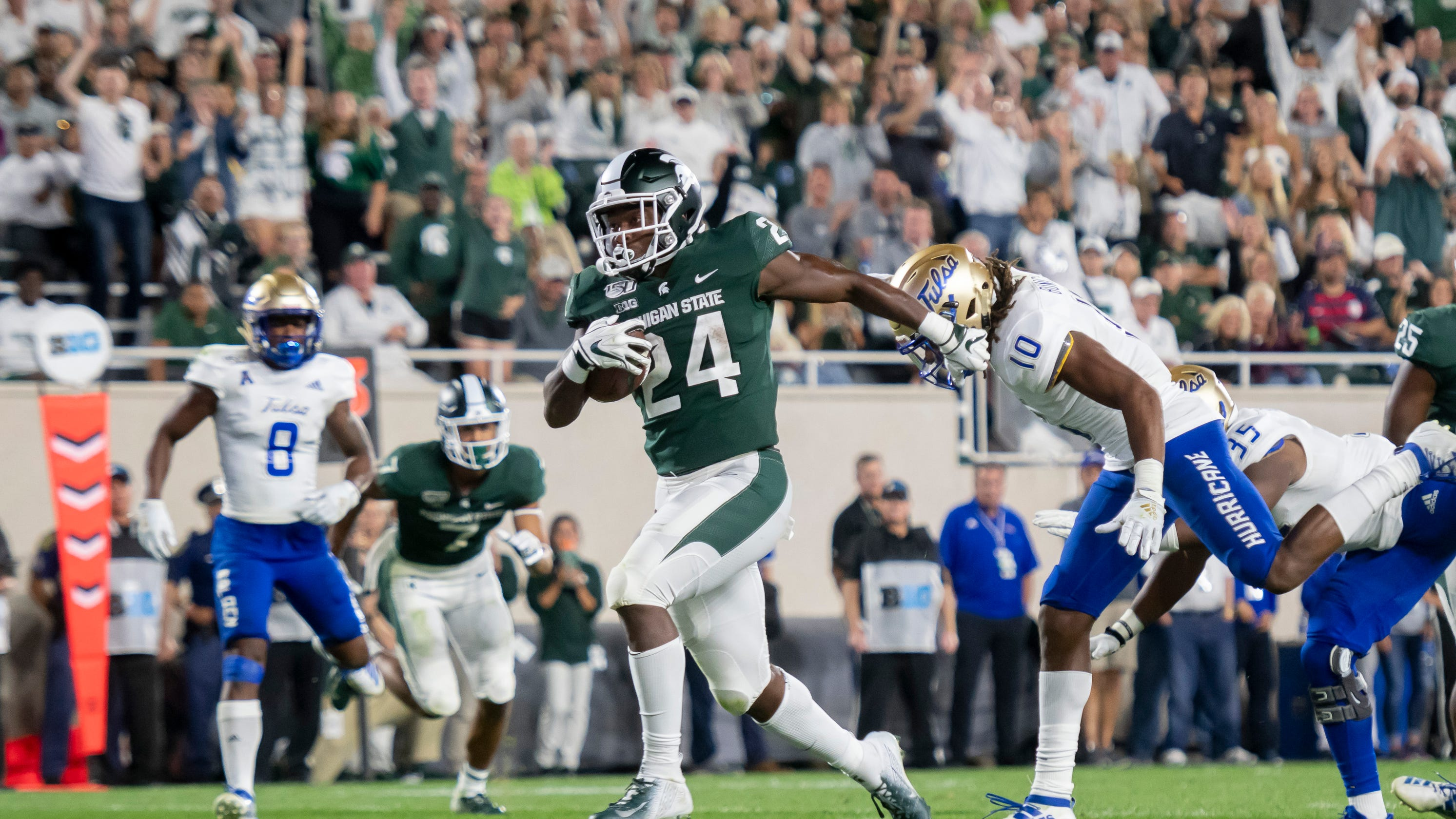 Michigan State mailbag: Why not Devontae Dobbs? More touches