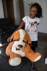 Monet Shaw, 13, is focused on her ambitions years after being mauled by a pit bull in Detroit. She still loves to dance and dreams of becoming an actor. And she can recite the horrific encounter calmly.