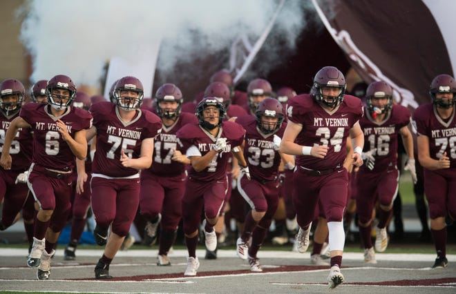 The energy around the Mount Vernon football program has reached high levels this season. With their first six-win season since 2010 and dedicated fan support, the Wildcats are surely trending upward.