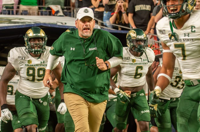 CSU's Mike Bobo is the second-highest paid coach in the Mountain West at $1.8 million.