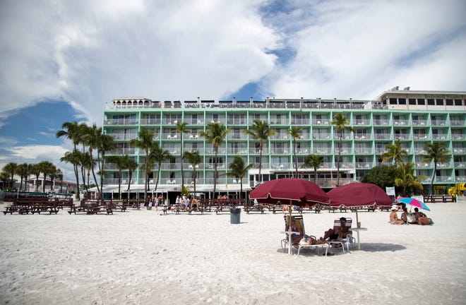 So many businesses in Southwest Florida have been impacted by the coronavirus crisis, including the iconic Lani Kai Resort on Fort Myers Beach.