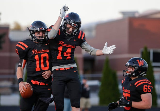 The West De Pere football team will host Menasha to start the season Sept. 25.
