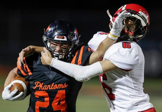 West De Pere running back Sam Mommaerts and his teammates have been on a mission to return to a state title game this season.