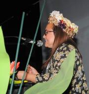 University of Minnesota associate professor Christine Taitano DeLisle at the 4th Marianas History Conference at the University of Guam Aug. 31, 2019.