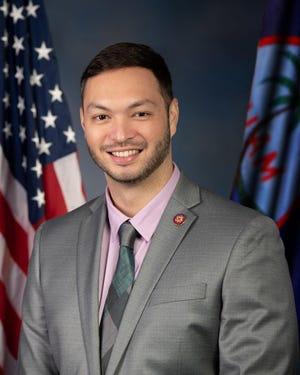 Guam Del. Mike San Nicolas