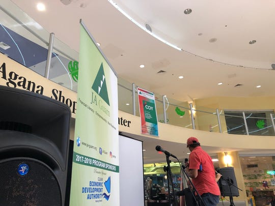 Junior Achievement Guam launched the 2019 Company Program Aug. 31, 2019, at the Agana Shopping Center.