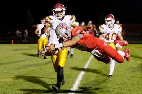 High school football week 3 area predictions