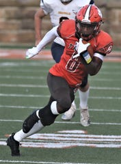 Mansfield Senior's Angelo Grose is making quite a case as the 2019 Ohio Mr. Football award favorite.