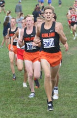 The Ashland Arrows defended their home course with a 99-point victory on Saturday.