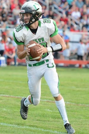 Clear Fork's Brennan South threw for five touchdowns to four different receivers in a blowout win in Week 1.