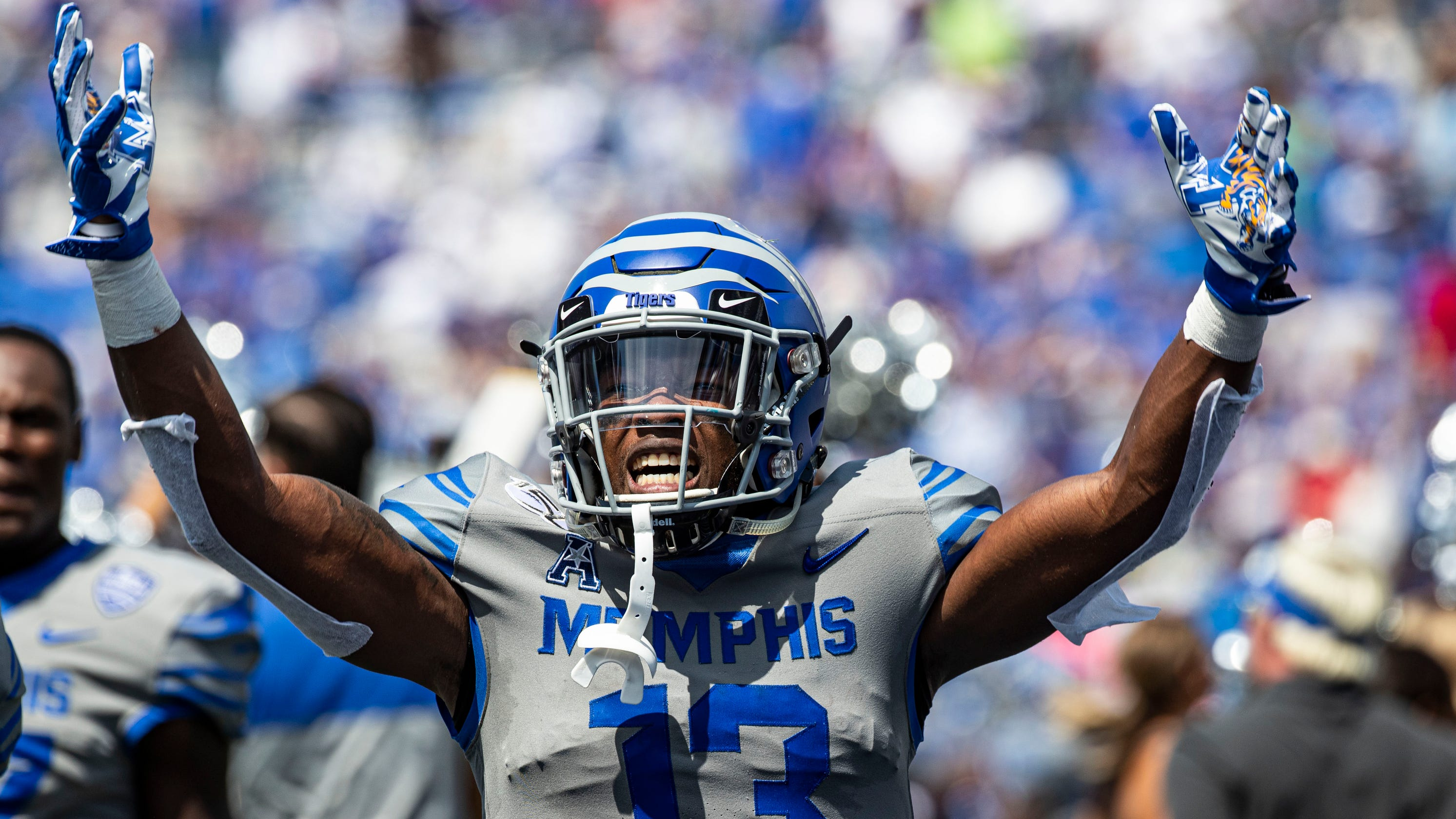 Memphis Football 5 Things Learned From Tigers 15 10 Win