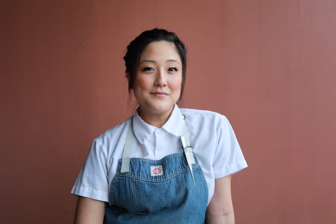 Jennifer Kim of Passerotto restaurant, a Korean-Italian restaurant, is bringing her Snaggletooth pop-up to Milwaukee's Laughing Taco in October. Snaggletooth was her critically acclaimed deli-style restaurant that focused on cured fish.