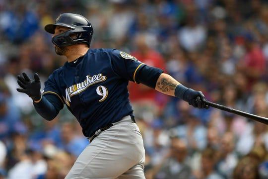 MLB playoffs: Brewers battling Cubs, Nationals, Cardinals