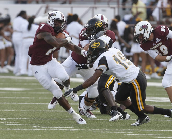 ULM and Grambling meet for the fourth time on Saturday at JPS Field at Malone Stadium. The Warhawks won the three previous matchup by a combined score of 111-31.