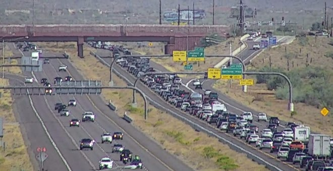A major construction project to widen Interstate 17 north of Phoenix is moving closer to its start date.