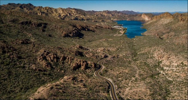 9 miles of SR88, also known as Apache Trail, have reopened after an extended closure due to the Woodbury Fire earlier this summer, officials said.`