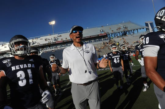 Nevada returns home on Saturday to face former Big Sky rival Weber State.