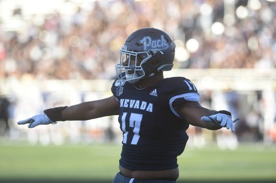 Nevada was one of the Mountain West's big winners in Week 1, rallying to beat Purdue at Mackay Stadium.