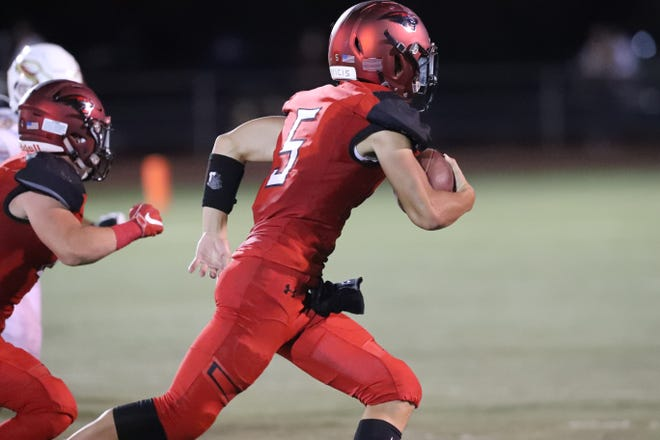 West Valley rallies for 20-14 win over Foothill.