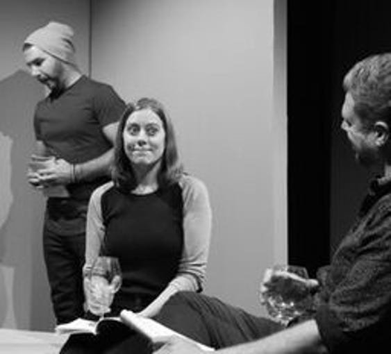 """""""Becky Shaw"""":A newlywed couple fixes up two romantically challenged friends. When an evening calculated to bring happiness takes a dark turn, crisis and comedy ensue in this wickedly funny play, 8 p.m. Sept. 5-7, 13-14, 20-21; 2 p.m. Sept. 14 and 21,The Verona Studio, Reed Opera House, 189 Liberty St. NE, Suite 215, Salem. $20. theveronastudio.com."""