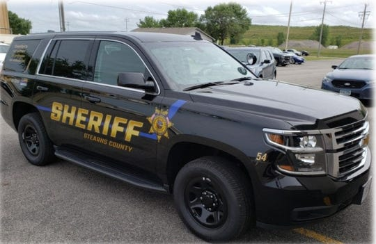 The Stearns County Sheriff's Office squad cars are getting a new design.