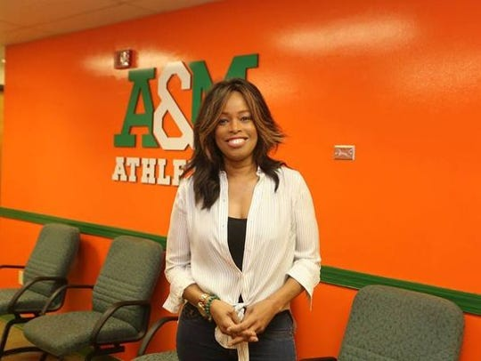 FAMU alum Pam Oliver begins her 25th season as a sideline reporter for the NFL on Fox in 2019. She has worked in television over 30 years covering a a multitude of events.