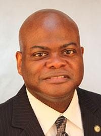 Mark Weatherspoon, professor of electrical and computer engineering and  associate dean for faculty affairs, FAMU-FSU College of Engineering.