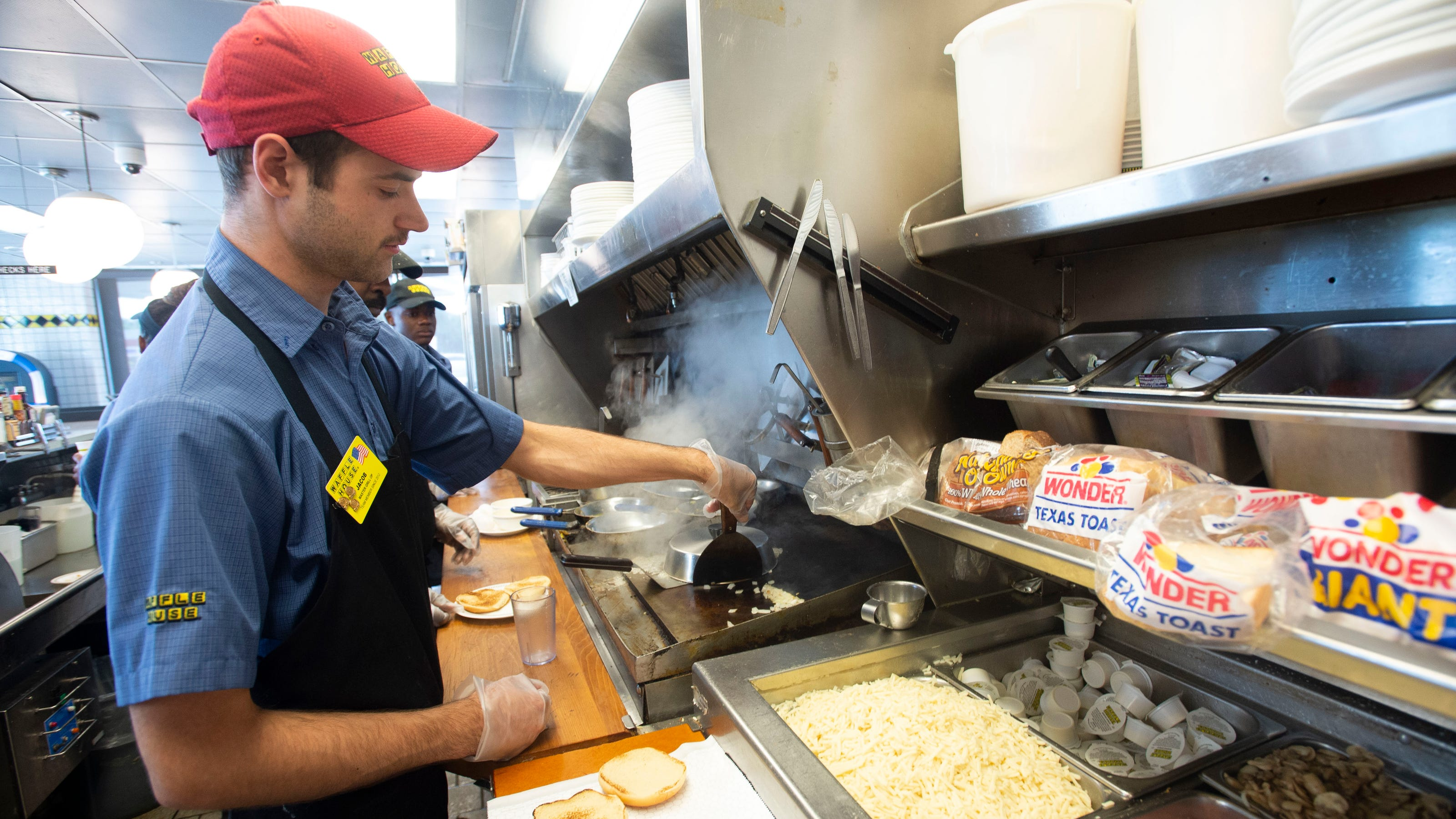 'Waffle House Index' is a real thing during disasters. How does the restaurant chain do it?
