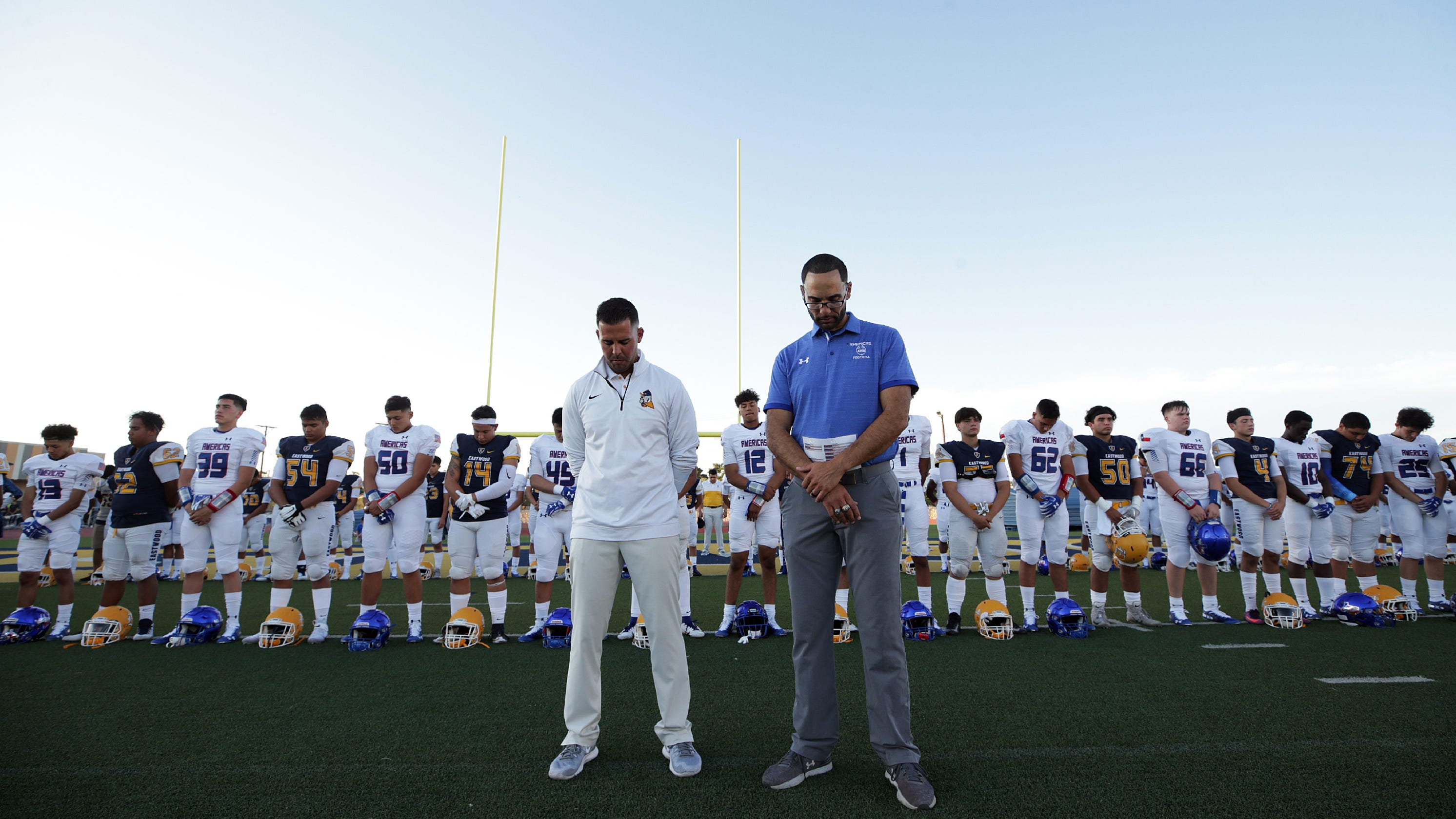 Eastwood, Plano use game to unite communities after mass