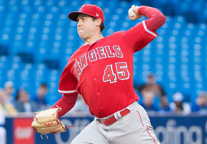 An autopsy report said Tyler Skaggs had opioids and alcohol in his system when he died on July 1.