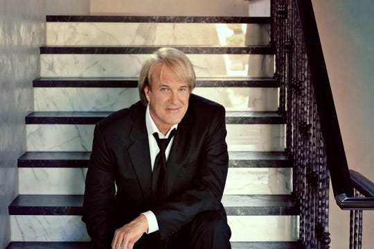 John Tesh will perform at the Elsinore Theatre at 7:30 p.m. Saturday, Nov. 23.