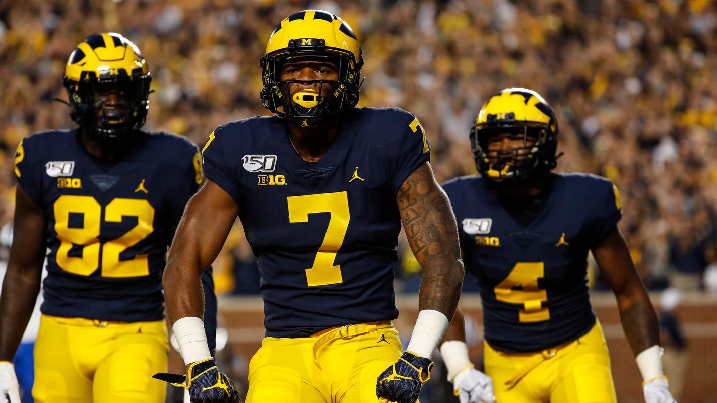Michigan football wide receiver Tarik Black enters NCAA transfer portal
