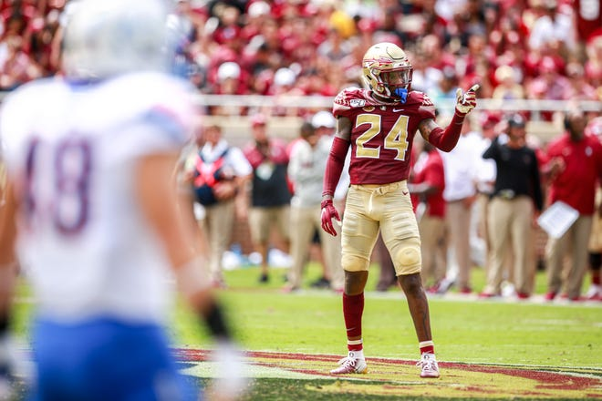 After a solid first half, the Noles lead the Boise State Broncos 31-19 on Saturday, August 31st.